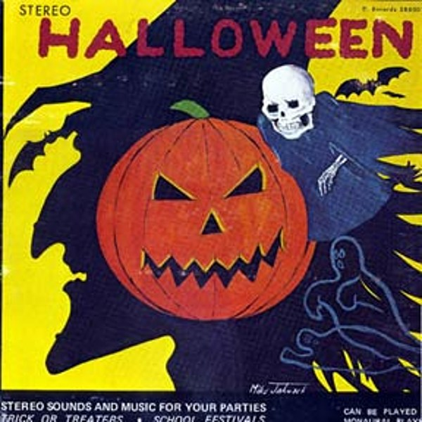classic halloween records as mp3s - Halloween Sounds Torrent
