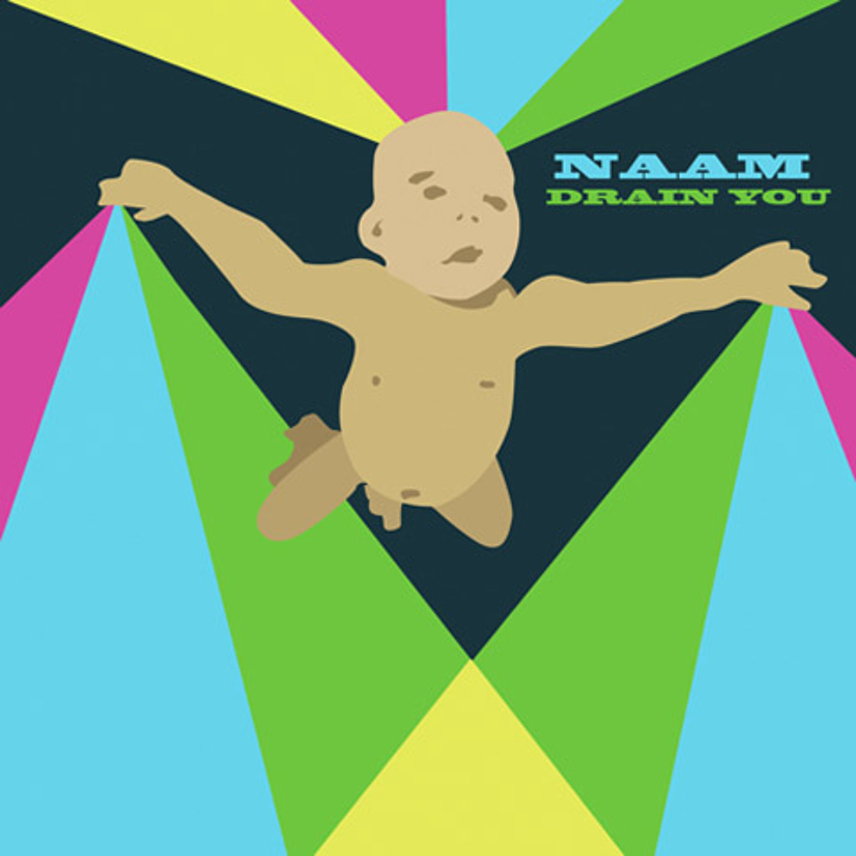 Naam pays tribute to Nirvana on new 7″ (listen to & download