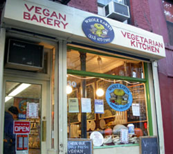 (Whole Earth) Vegan Bakery Facing Eviction