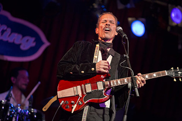 Shuggie Otis released 'Wings of Love,' played BB King's (pics); plays Music Hall of Williamsburg tonight