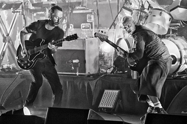 Atoms for Peace played Barclays Center (pics, setlist)