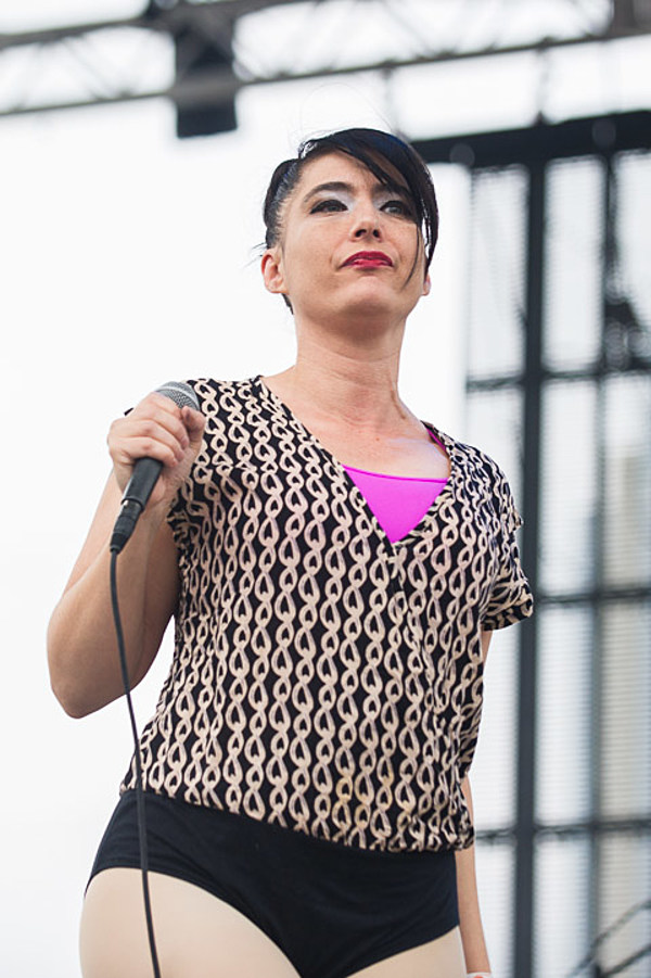 Kathleen Hanna Adam The Julie Ruin Cancel Summer Tour