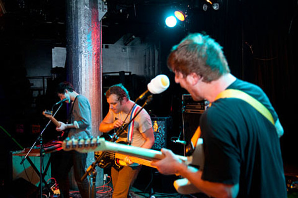 Tera Melos and TTNG (formerly This Town Needs Guns) releasing/released LPs, touring together ...