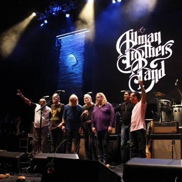 Allman Brothers played their final show (videos & setlist)