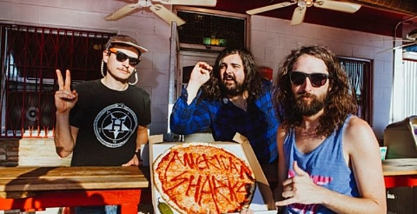 American Sharks on tour, playing Cake Shop CMJ showcase tonight Union Pool later (dates video)