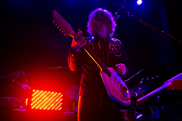 The Besnard Lakes played Rough Trade with USA Out of Vietnam (pics, setlist)