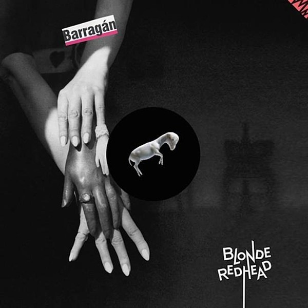 blonde redhead new release