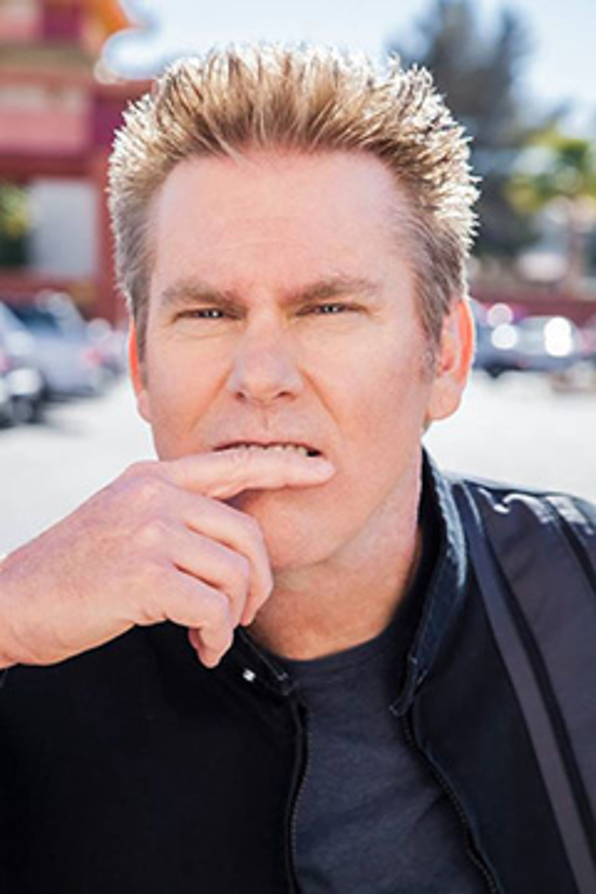 Brian Regan playing Radio City Music Hall which will be broadcast