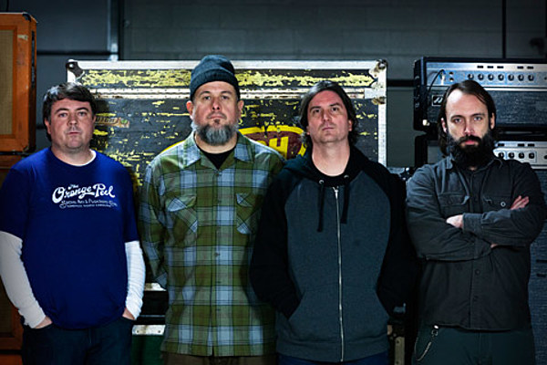 Clutch touring with The Sword this fall (dates)