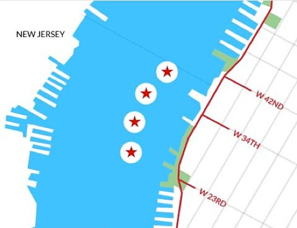 Where To Watch The Fourth Of July Fireworks In Nyc