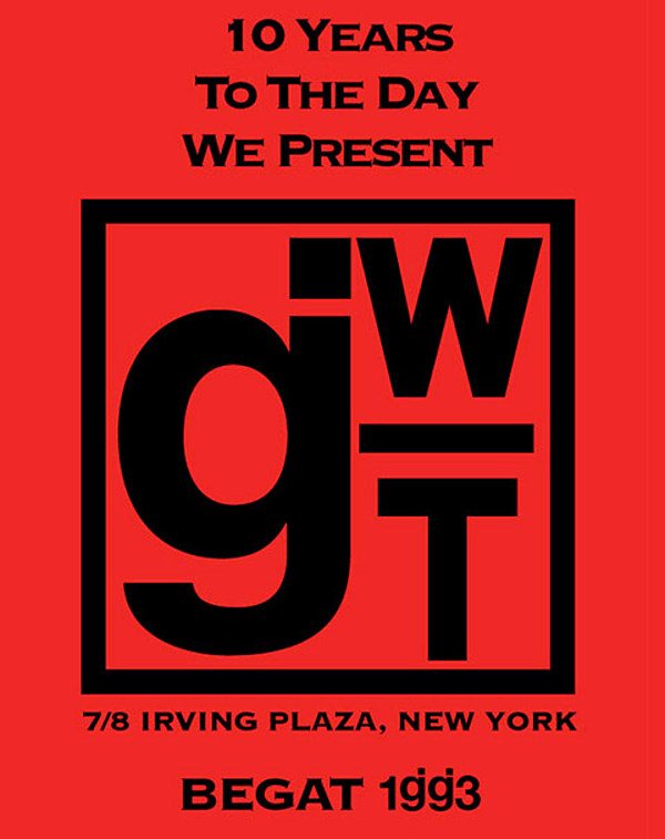 Glassjaw Performing Worship And Tribute At Irving Plaza On The Albums 10th Anniversary