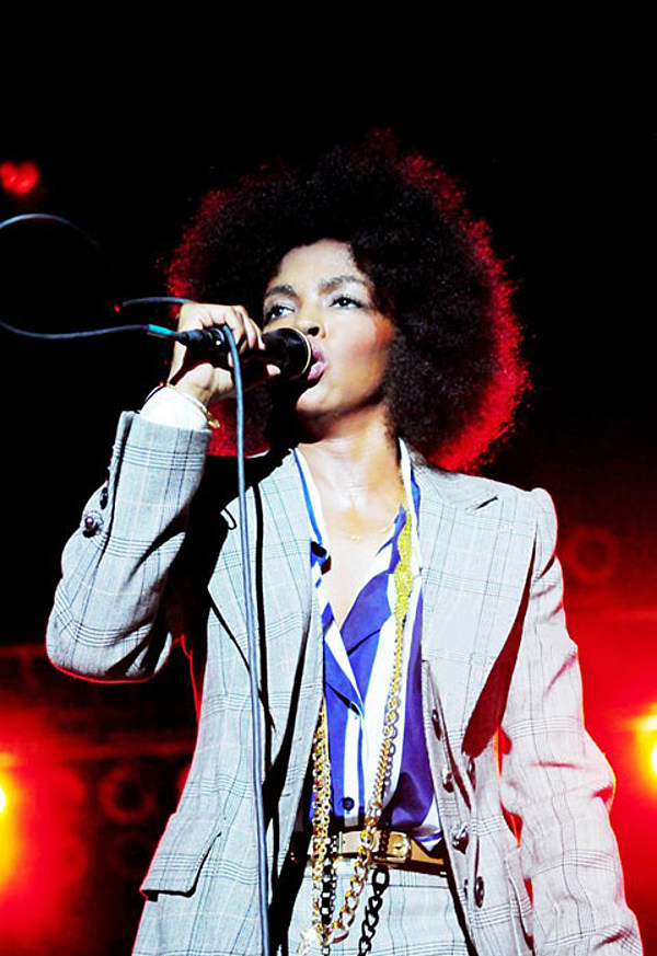 Lauryn Hill playing last minute Brooklyn show at Music Hall of Williamsburg (before jail)