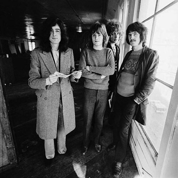 Led Zeppelin Reissuing First Three Lps With Unreleased