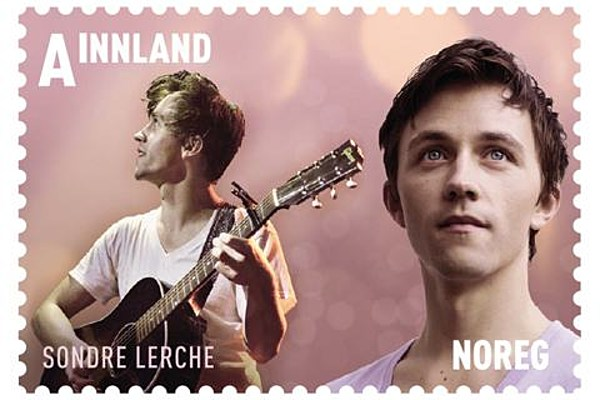 Sondre Lerche scored a new film, on a Norwegian stamp, lists his favorite music of 2013, playing NYC in February