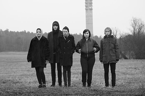Makthaverskan announce us tour with self defense family for Unique dates in nyc