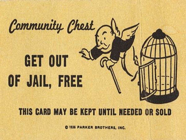 Monopoly says goodbye to the Jail