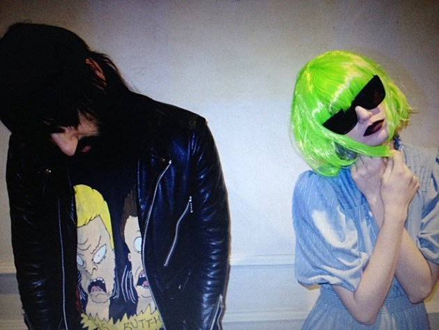 Crystal Castles Edith