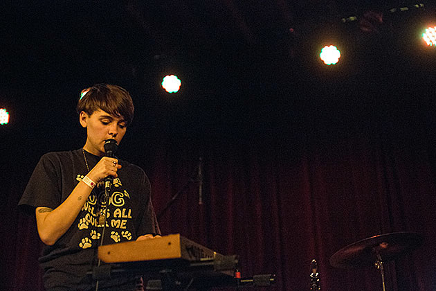 Cross Record at Bell House