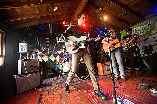 Daniel Romano at Cheer Up Charlies