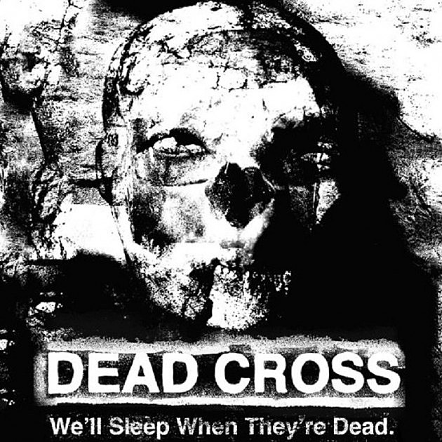 "Dave Lombardo's new band Dead Cross share first song ""We'll"