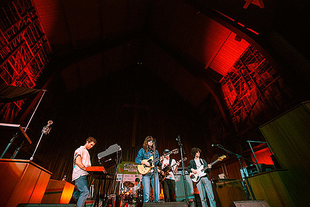Eleanor Friedberger at Central Presbyterian Church