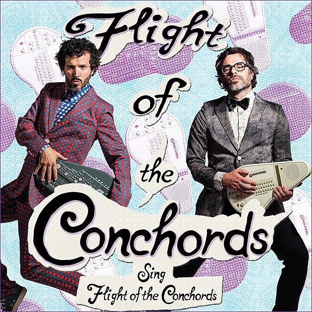 The san tickets francisco conchords flight of