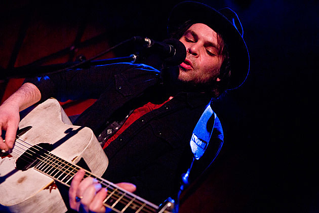 Gaz Coombes at Rockwood Music Hall