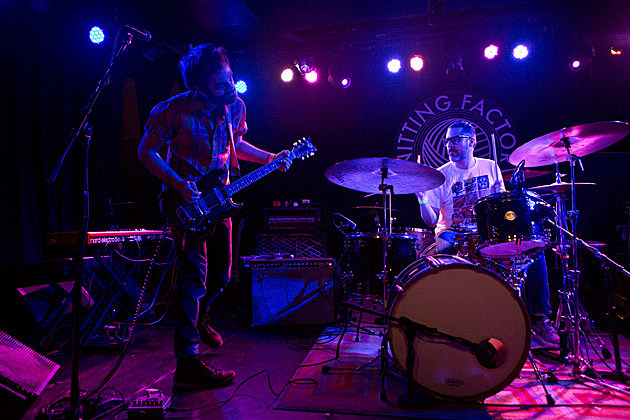 Heliotropes at Knitting Factory