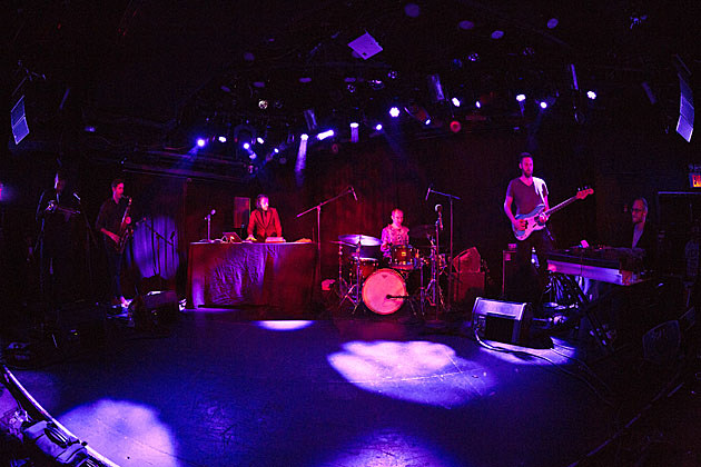 Kneedelus at Le Poisson Rouge