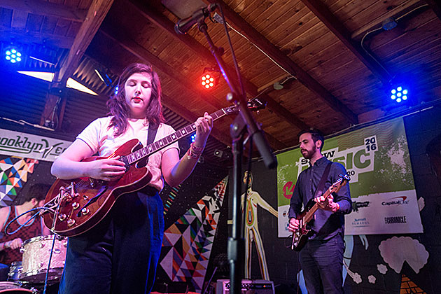 Lucy Dacus at Cheer Up Charlies