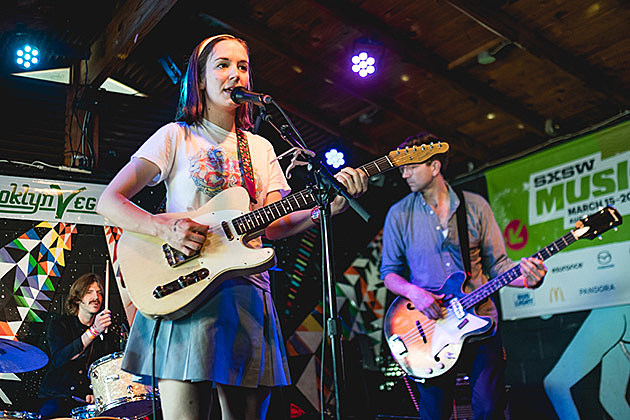 Margaret Glaspy at Cheer Up Charlies