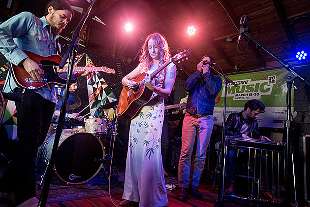 Margo Price at Cheer Up Charlies
