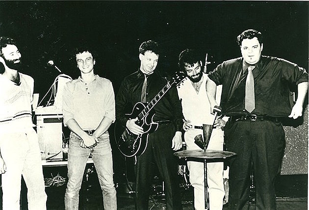 Pere Ubu back in the day (photo via Rough Trade)