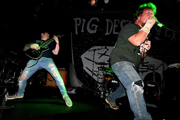 Pig Destroyer at Music Hall of Williamsburg