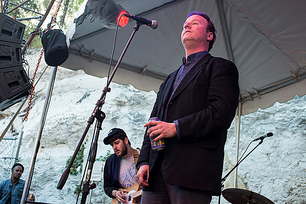 Protomartyr at Cheer Up Charlies