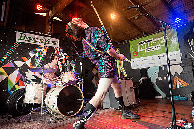 PWR BTTM at Cheer Up Charlies