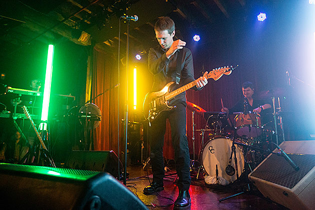 Shearwater at Bell House
