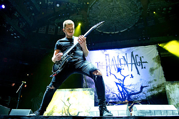 The Raven Age at Madison Square Garden