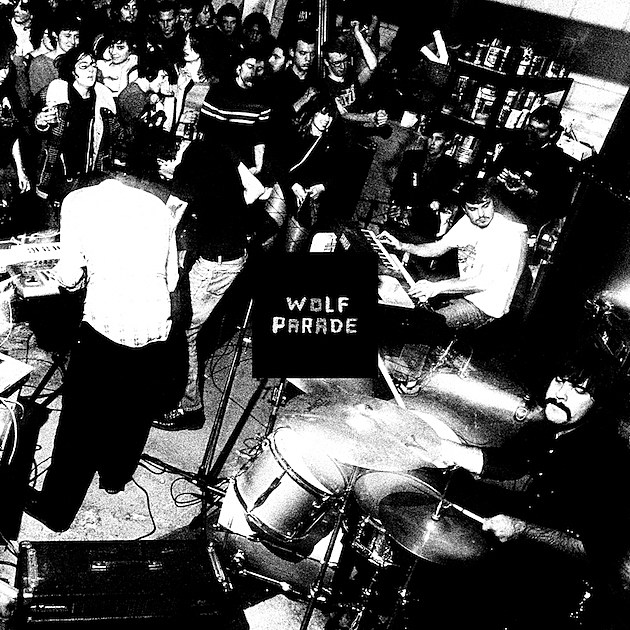 Wolf Parade Apologies to Queen Mary reissue
