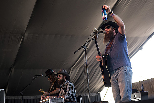 Cody Jinks at Stagecoach Festival