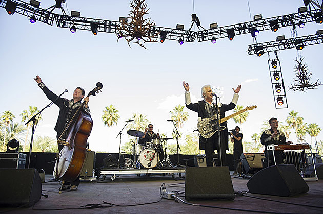 Dale Watson at Stagecoach Festival