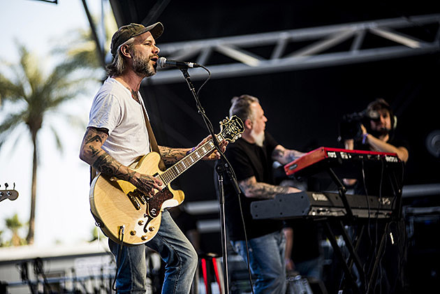 Lucero at Stagecoach Festival