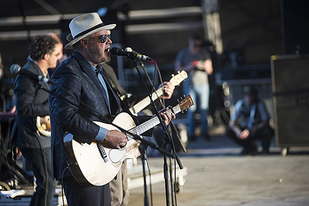 Robert Earl Keen at Stagecoach Festival