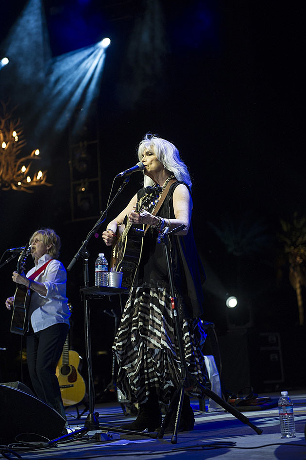 Emmylou Harris at Stagecoach Festival