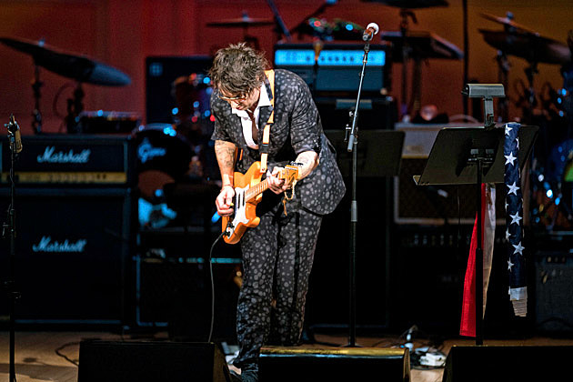 David Bowie Tribute at Carnegie Hall