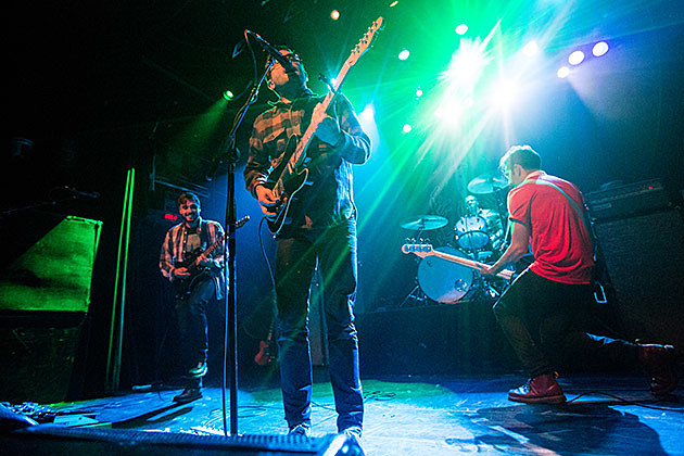 Into It. Over It. at Irving Plaza