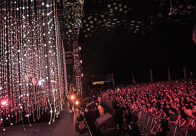 Purity Ring at Coachella