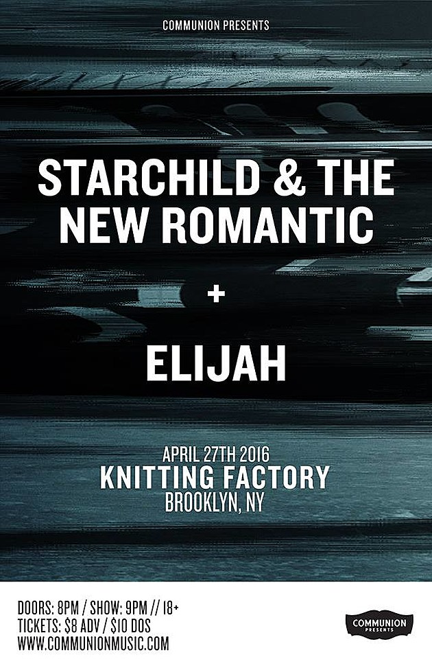 Starchild And The New Romantic Tour