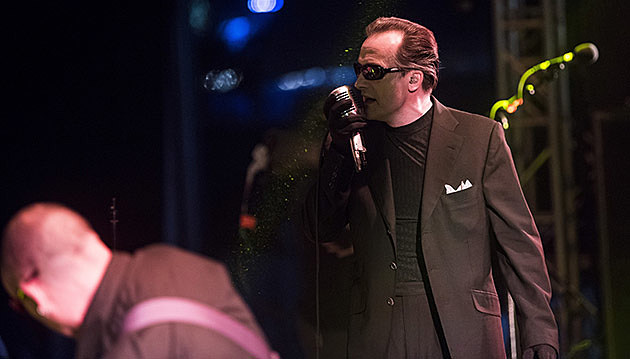 The Damned at Coachella