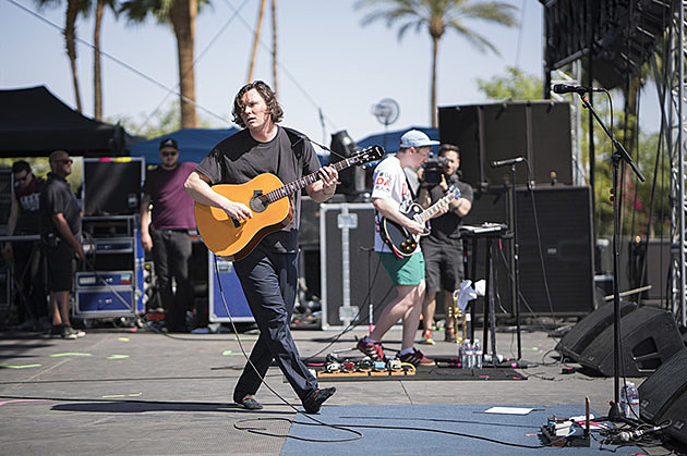 The Front Bottoms at Coachella